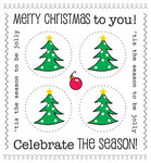Christmas Tree We've Got Your Stickers Plus
