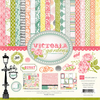 Victoria Garden Collection Kit By Echo Park