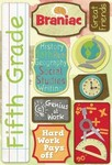 Fifth Grade Cardstock Stickers By Karen Forster