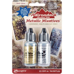 Gold and Silver Metallic Mixatives By Tim Holtz