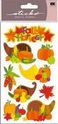 Cornucopia Sticko Epoxy Stickers