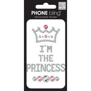I'm The Princess Cell Phone Bling