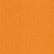 Orange Sorbet Cathedral Window Two Scoops Bazzill Cardstock