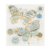 Steampunk Butterflies Stickers By Jolee's Boutique