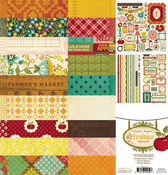 Farmhouse Collection Kit By Crate Paper