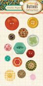 Farmhouse Buttons By Crate Paper