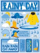 Rainy Day Stickers By Reminisce
