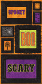 Haunted Cardstock Stickers By Reminisce