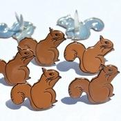Squirrel Brads
