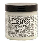 Clear Rock Candy Crackle Paint By Ranger