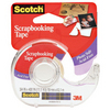 Single - sided Scrapbooking Tape By Scotch