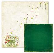 Winter Wonderland Paper - Peppermint Twist By We R Memory Keepers