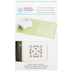 Petal Heart Punch All Over The Page By Martha Stewart Crafts