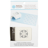 Scallop Snowflake Punch All Over The Page By Martha Stewart Crafts