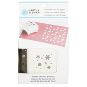 Flower Shower Punch All Over The Page By Martha Stewart Crafts