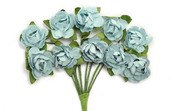 Iceberg Mini Paper Blossoms By Kaiser Craft