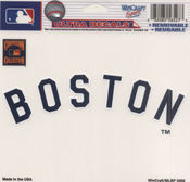 Boston 5 x 6 Ultra Decal