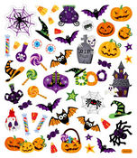 Halloween Icon Stickers