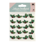 Christmas Holly Repeat Stickers By Jolee's Boutique