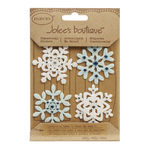 Fun Felt Snowflake Stickers By Jolee's Boutique