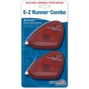 E - Z Runner Permanent Tape Combo - Scrapbook Adhesives