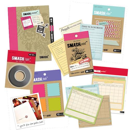 K and Company - SMASH Collection - Journal Book - Eco ... |Smash Folio Journal Kit