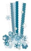 Winter Twig Paper Snowflake Kit By LYB