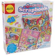 Groovy Scrapbook Kit - Alex Toys