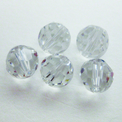 Crystal 8mm Round Beads jolees a cherry on top