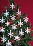 Mini Snowflakes Holiday Beaded Ornament Kit