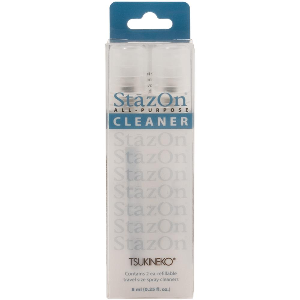StazOn All - Purpose Cleaner Spritzers Stamp Pad Cleaner