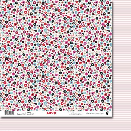 Sweet Paper - Love Story By Fancy Pants