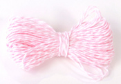 Blossom Light Pink Bakers Twine, 15 Yards