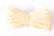 Buttercream Light Yellow Bakers Twine, 15 Yards