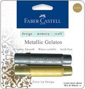 Metallic Gelatos Two Pack