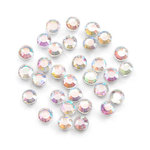 5mm 400 Pieces Crystal Hot Fix Glass Stones