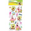 SpongeBob & Patrick Epoxy Stickers