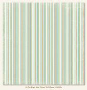 Stripe Paper - On The Bright Side - Boy - My Minds Eye