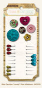 Lovely Pins & Buttons - Miss Caroline - Howdy Doody - MME