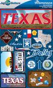 Texas Stickers