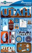 Utah Stickers