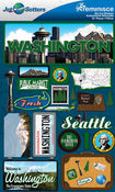 Washington Stickers