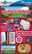 Wisconsin Stickers