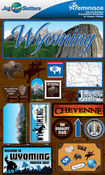 Wyoming Stickers