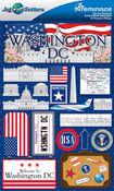 Washington, DC Stickers