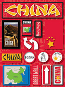 China Stickers