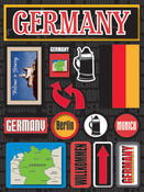 Germany Stickers
