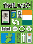 Ireland Stickers