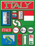 Italy Stickers