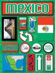 Mexico Stickers